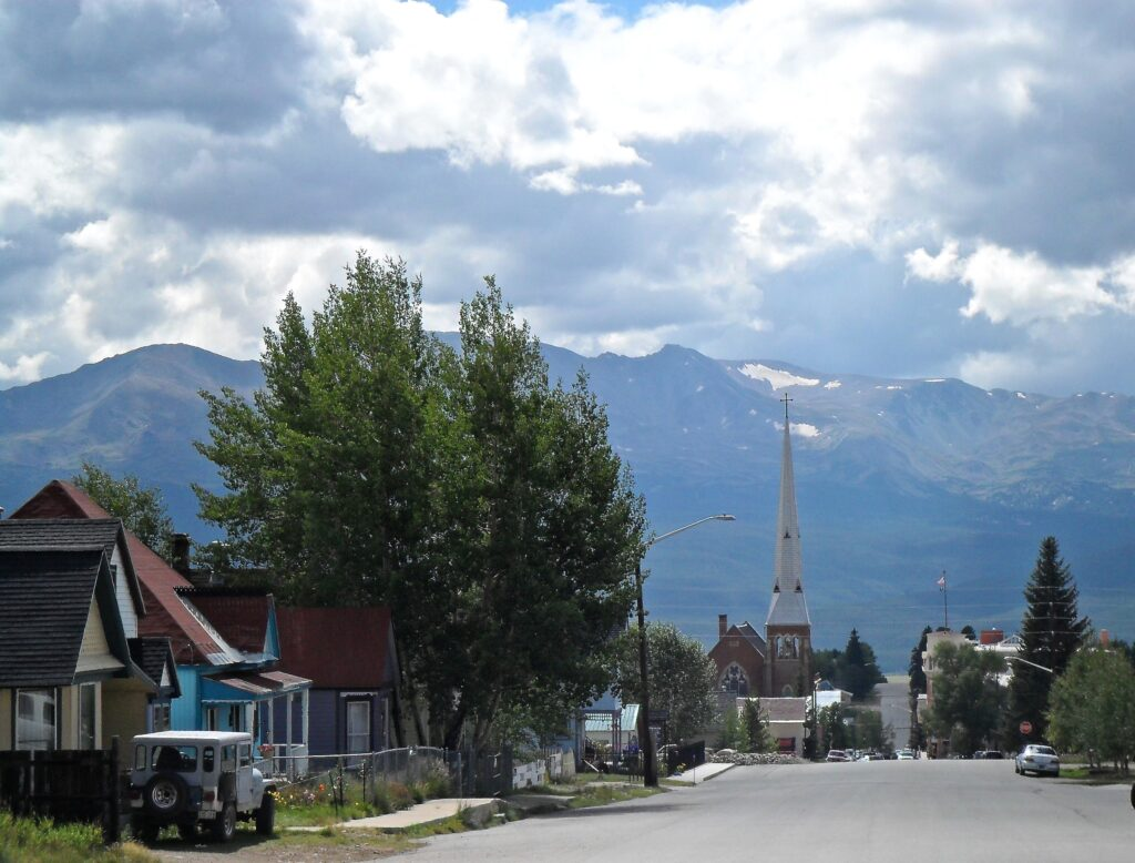 "Leadville, Colorado was called ""Little Ireland of Colorado"" in the 19th century"