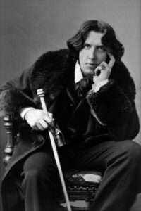 Oscar Wilde visited Leadville, Colorado because so many Irish lived in the mountain town.