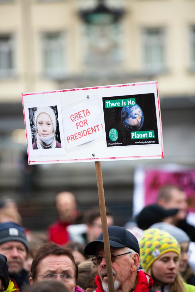 Greta Thunberg's activism turned into a movement.